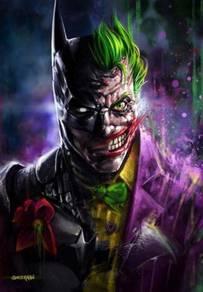 Joker batman poster