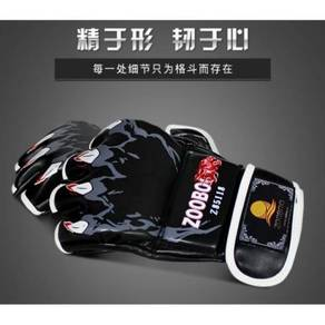 MMA half finger gloves / sarung tangan mma 05