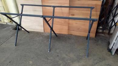 Folding table 5.5' / kaki meja pasar malam