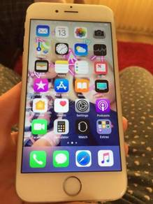 Apple iphone 6s plus ori myset comes with 1year