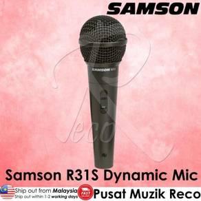 New Samson R31S Dynamic Vocal Microphone