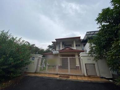 CORNER LOT Double Storey Terrace Puncak Jalil PUJ 2 Seri Kembangan