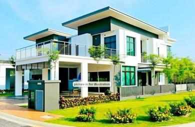 Rumah Teres Baru 22x70