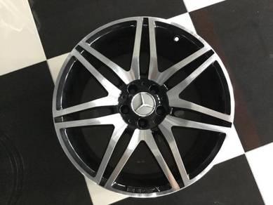 Original H2 AMG Mercedes-Benz 19x8.5 19x9.5