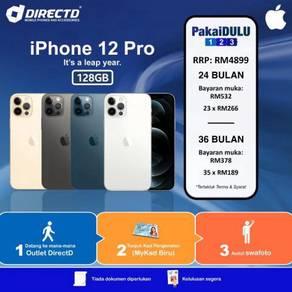 APPLE iPhone 12 PRO 128GB (CCM tanpa DOKUMEN)