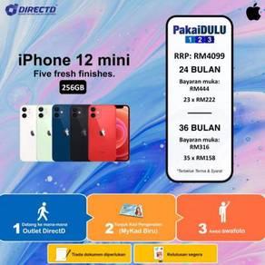 APPLE iPhone 12 mini 256GB (CCM tanpa DOKUMEN)
