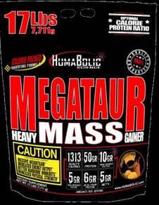 Humabolic megataur mass heavy gainer /naik berat