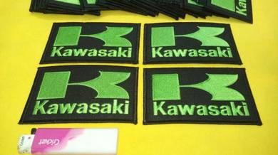 Patches kawasaki