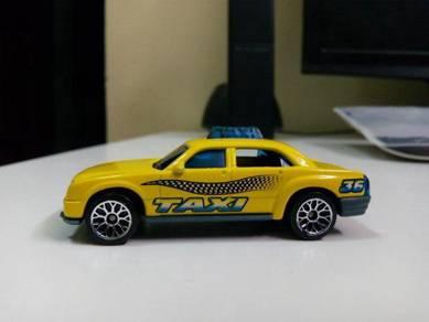 2002 Matchbox Taxi Cab