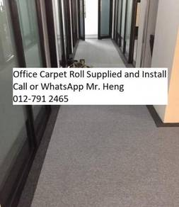 New Design Carpet Roll - with install 34g43g