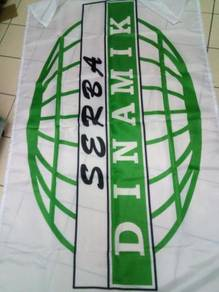 Bendera printting cetakcustommade