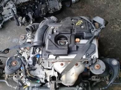 Honda odyssey sda k24a engine