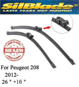 PEUGEOT 208 308 408 SILICONE COATING Wiper Blade