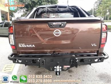 Nissan Navara Rear Bar Bumper 4X4 Bumper