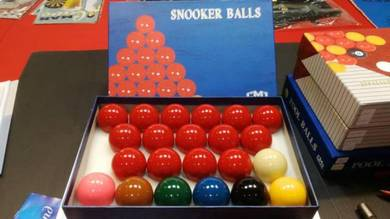 Snooker Table Balls