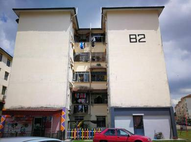 Medium Low Cost Flat Bukit Indah
