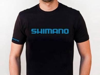 Baju T-Shirt SHIMANO NSQ370 siap poslaju