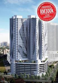 Low density [Flora Residency] Freehold-Gombak-Full Loan