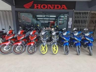 (KEDAI LOAN) Yamaha 135Lc V6 (Fast Loan) 2020