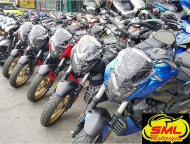 Modenas dominar d400 dominar400 super lelong now