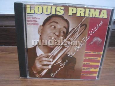 CD Louis Prima - Buona Sera The Best