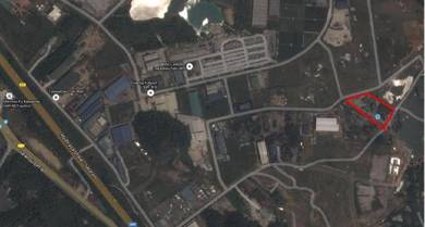 4.9 Acre Land at Tungxen Simpang Pulai Industrial Park
