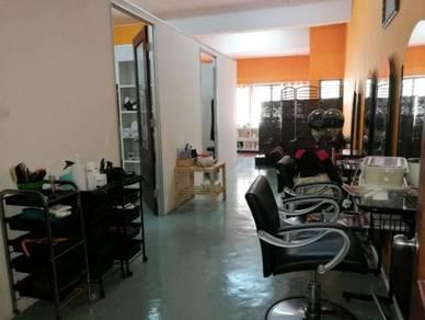 Spa & Salon Muslimah Untuk Dijual / Pindah Milik
