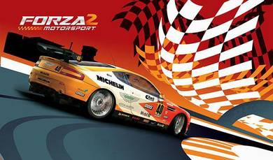 Poster FORZA 2 PS4