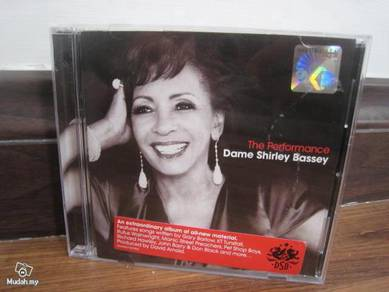 CD Dame Shirley Bassey - The Performance