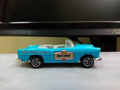 1999 Matchbox 1955 Chevy Bel Air