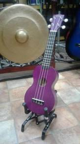 Ukulele Purple - Soprano