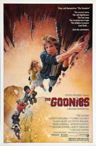 Poster MOVIE THE GOONIES
