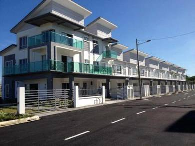 New House In Sepang, Salak Tinggi, KLIA