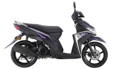 YAMAHA EGO SOLARIZ Whatsapp Apply 125cc