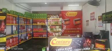 Century & motolite car battery delivery