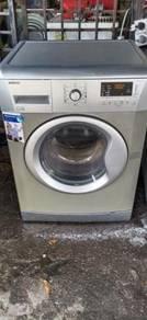 Mesin basuh brand beka 7.0 kg terpakai