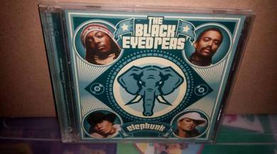 CD Black Eyed Peas - Elephunk CD/AVCD