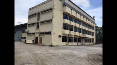 3sty Building with 2 warehouse Chan Sow Lin , KL