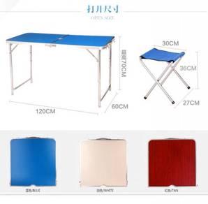 Picnic Table meja berkelah