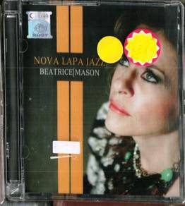 IMPORTED CD NOVA LAPA Jazz Beatrice Mason CD