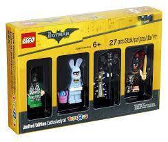 Lego Bricktober 2017 set 1 Batman CMF 5004939