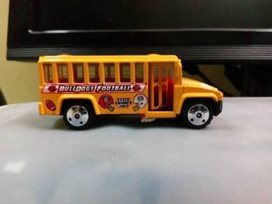2002 Matchbox School Bus