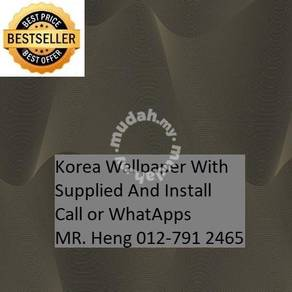Classic wall paper with Expert Installation hk546