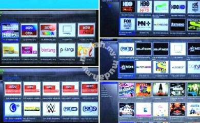 UHD +MSIA fullXTRO+ OVERSEA tv LIVE Android box