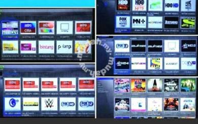 FullMYxTRO+ UKH tv OVERSEAS FREE android box