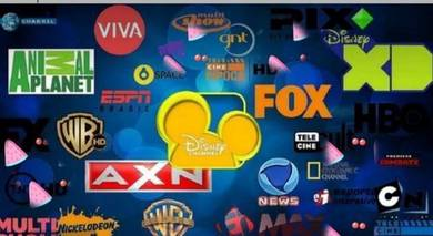 New UHD+MSIA TV full HD LIVE android box