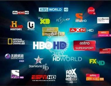 HOT live UHD+ MSIA TV OVERSEA android 4knew tv box