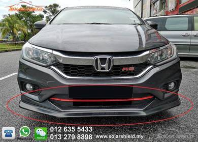 Honda City 2014 2018 Front Lid Diffuser Bodykit