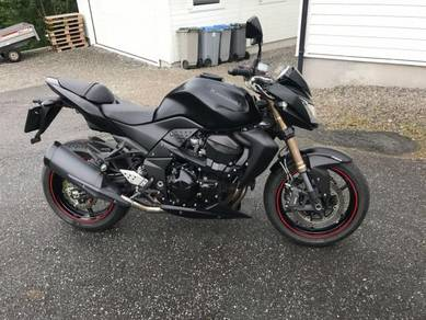 Kawasaki Z750 Black Edition ABS