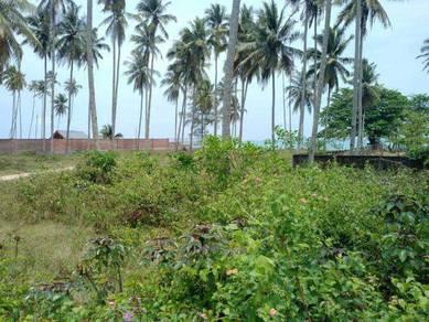 Tanah Tepi Pantai Batu Rakit Kuala Terengganu